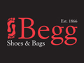 Begg Shoes logo