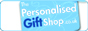 The Personalised Gift Shop logo